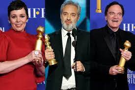 golden globes the plete list of winners