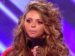 Jesy Nelson before and after ...