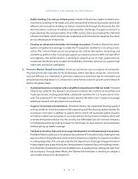 a strategy for american innovation executive summary  4