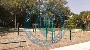 jacksonville street workout park garden city elementary school park