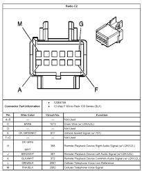2008 chevy silverado 2500 radio wiring diagram wirdig