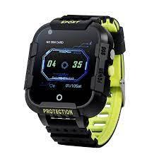 Đồng hồ định vị trẻ em Wonlex KT03 Black Sport