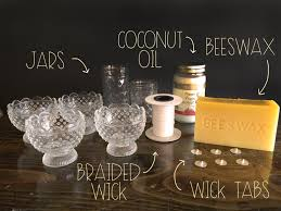 what you need for bees wax candles mrsamberapple