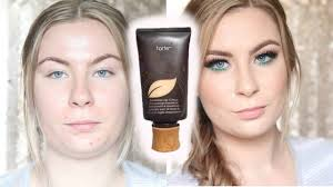 Tarte Amazonian Clay Foundation Light Neutral Tarte Amazonian Clay 12 Hour Full Coverage Foundation First Impression Review