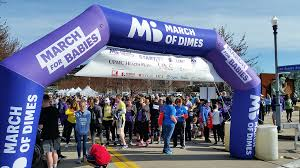 March Of Dimes Birth Plan Thousands Participate In Annual March For Babies On North