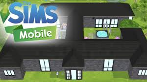 The Sims Mobile Home Design The Sims Mobile Massive House Speed Build Remodel Take 2 Keeping Up With Cody Ios