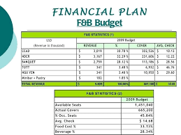 Budget Presentation Template Thepostcode Co