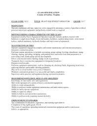 Machine Operator Job Description For Resume Sample Machine Operator Resume Fungramco 45