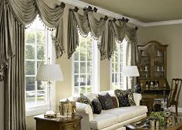 Nice Curtains Beautiful Living Enchanting Curtain Design For Living Good Looking
