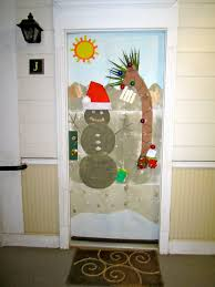 christmas door decorations for office. christmas office decor interesting for to design ideas door decorations