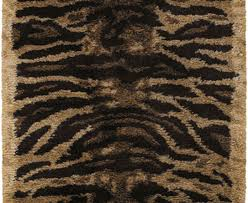 contemporary leopard print often preferred for area rugs in rug