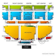 Hanover Theater Worcester Seating Chart Hanover Theatre Concert Tickets