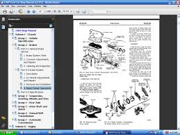 fordmanuals com 1969 ford car shop manual vol i v ebook screenshot 1969 ford car shop manual