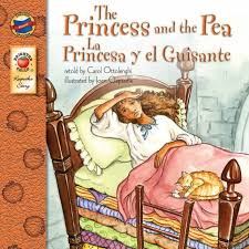 princess and the pea book. The Princess And Pea Book Cover