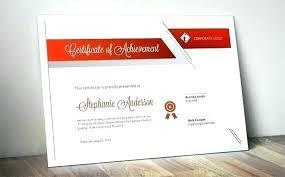 Corporate Certificate Template Business Award Certificate Template