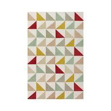 triangular scandinavian style rug triangular scandinavian style rug