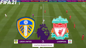 FIFA 21 | Leeds United vs Liverpool - Premier League - Full Match &  Gameplay - YouTube