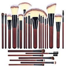 amazon charmonly makeup brushes set 26 pieces luxury face make up foundation powder blending blush eyeliner eyelash eyeshadow brow cosmetic brush tool