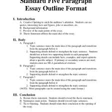 outline for essay suicide essay outline paragraph format example of a formal outline for an essay