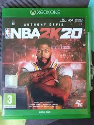NBA 2K20 XBOX ONE, Toys & Games, Video ...