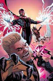 a more threatening team of x men gathers in uncanny x men 1 first killers and villains on the x men those opposing them better watch out