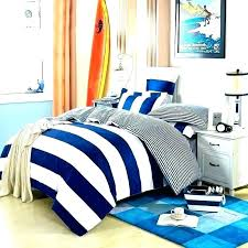 rugby stripe quilt navy blue and white doona cover striped red teen boy bedding a boys target junior