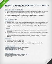 Marvelous Ideas Functional Resume Format Functional Resume Samples