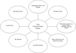white paper on crime discussion document no the community and  criminal justice system radial diagram