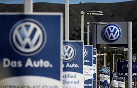 Volkswagen Crisis See Carmakers Stock Price Drop Amid