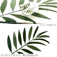 palm tree rugs palm tree bath rug bathroom rugs x cm mat feet wipe set bat