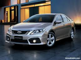 Toyota Aurion 2012 now in UAE, Saudi Arabia and Bahrain | Drive Arabia