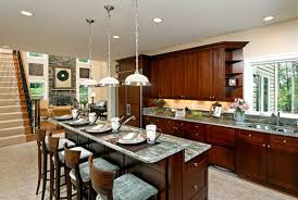 what is a breakfast bar in the kitchen