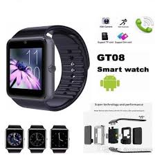Smart Watch GT08 For Andriod Mobile Phone Bluetooth With SIM Card IOS Wearable Device Smartwatch Sport Watches From