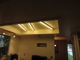 kitchen fluorescent lighting. eventually we yanked out the fluorescent lights kitchen lighting l