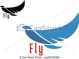blue bird flying silhouette. Fine Silhouette Silhouette Of Flying Blue Bird  Csp29730359 To Blue Bird Flying T