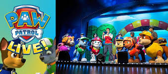 Paw Patrol Sony Centre For The Performing Arts Toronto