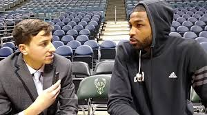 Tristan Thompson Exclusive Interview ...