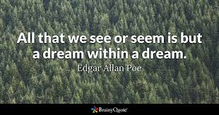 Edgar Allan Poe Quotes BrainyQuote Impressive Edgar Allan Poe Quotes
