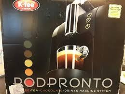 Write a review rest of dolce gusto compatible coffee pods shelf. K Fee 1 Podpronto Multi Beverage Coffee Machine Roast Ground Coffee Espresso Cappuccino Latte Macchiato