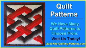 Twisted Bargello Quilt Pattern- Lightning Strikes Quilt - 3D Quilt ... & Twisted Bargello Quilt Pattern- Lightning Strikes Quilt - 3D Quilt Patterns  - Free Quilting Patterns - YouTube Adamdwight.com