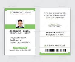 Id Card Templates Free Free Printable Id Cards Templates Room Surf Com