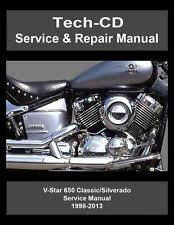 vstar 650 manual yamaha v star 650 classic silverado service repair manual vstar xvs650 1998 2014