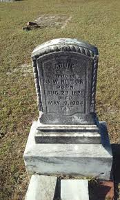 Addie Smith Hilton (1876-1904) - Find A Grave Memorial