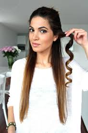 hairstyle favourites soft loose curls wedding hair tutorials Wedding Hairstyles Loose Curls neginmirsalehi wedding hair loose curls tutorial 2 wedding hairstyles loose curls