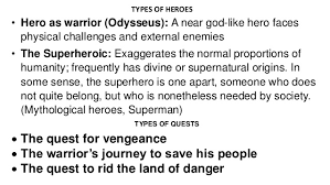 writing lesson beowulf essay 6 • hero as warrior odysseus