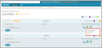 manager workflow how do i view assessment reports during the if you are viewing applicants or candidates you can click on the assessment result from the workspace which will present a link where you can click to open