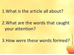 essay definition wma