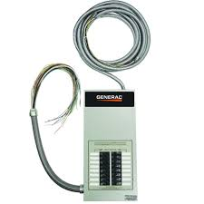 generac 16 circuit 100 amp load center rtg16eza1 the home depot how to wire a whole house transfer switch at Generac 100 Amp Transfer Switch Wiring Diagram