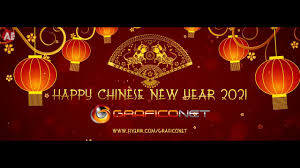 Chinese individuals welcome each other with exceptional expressions when they meet during. Happy Chinese New Year Wishes 2021 Facebook Cover Video Youtube