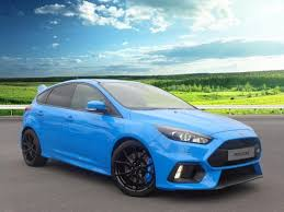 2018 ford focus blue. used 2018 ford focus in blue   photo 1 hartwell ford kidlington oxford focus d